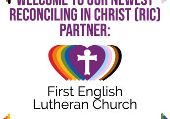 A New RIC Community: First English Lutheran Church (Appleton, WI)