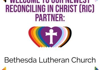 A New RIC Community: Bethesda Lutheran Church (Moorhead, MN)