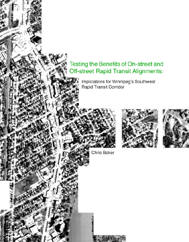 Testing the Benefits of On-street and Off-street Rapid