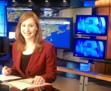 Rachel Barnhart is a journalist and news anchor with WROC.