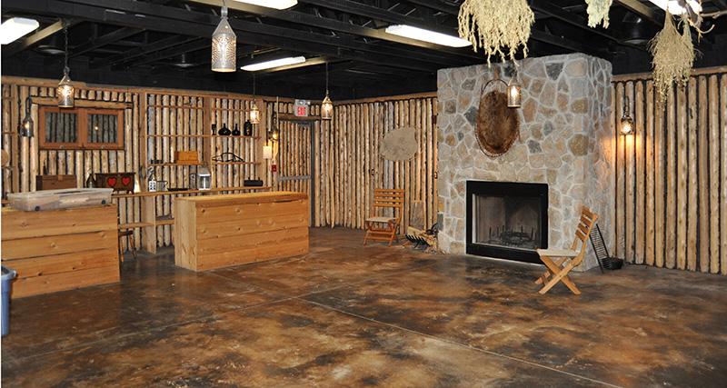 Isle a la Cache Museum Facility Rental  Forest Preserve
