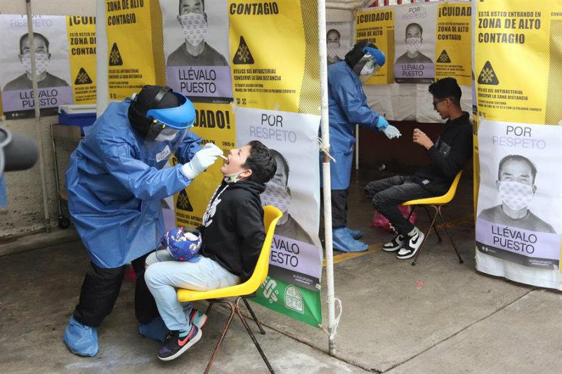 Coronavirus en CDMX