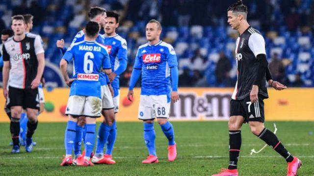 Chucky Lozano: Serie A confirmó que partido entre Juventus y Napoli no se  aplazará | RÉCORD