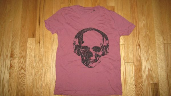 WILLIAM RAST V-NECK T-SHIRT M