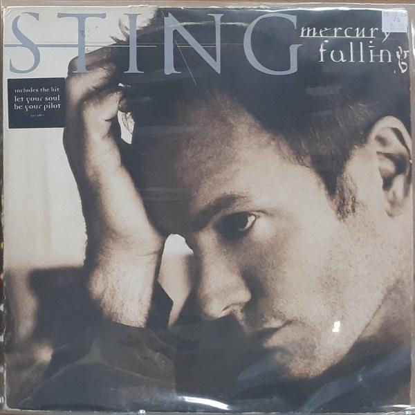 "STING - ""Mercury Falling"""