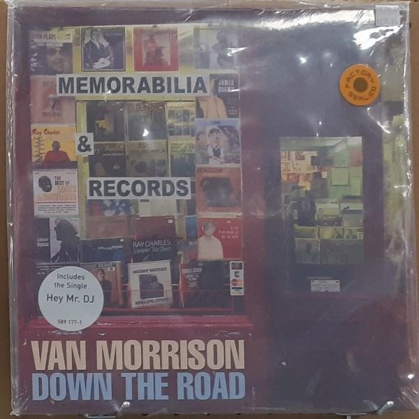 """MORRISON, VAN - """"Down the Road"""" - VINTAGE SEALED"""