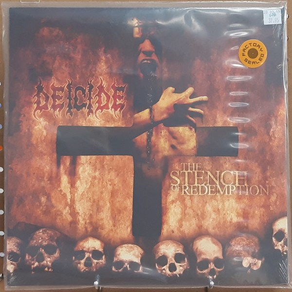 "DEICIDE - ""The Stench of Redemption"" - SEALED"