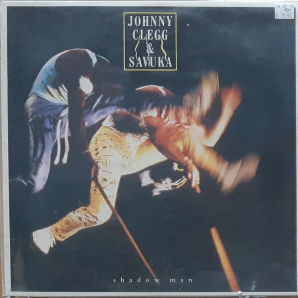 "CLEGG, JOHNNY & SAVUKA - ""Shadow Man"""
