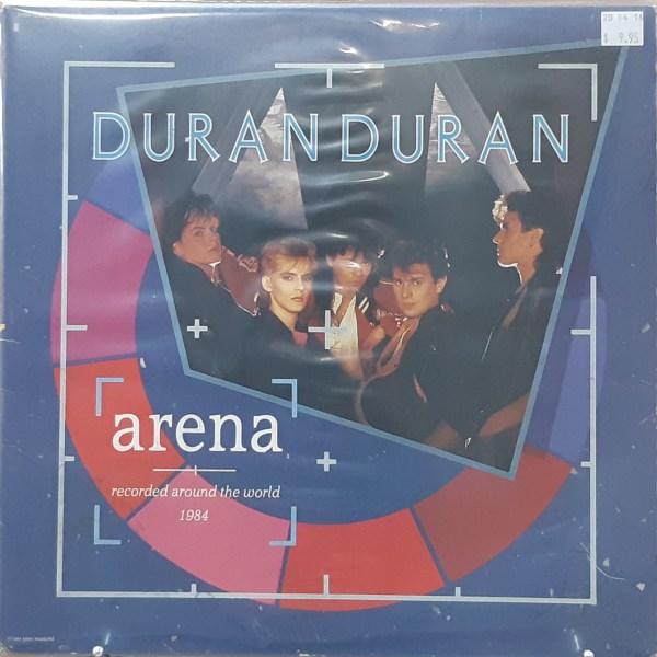 """DURAN DURAN - """"Arena"""" - LIVE ALBUM"""