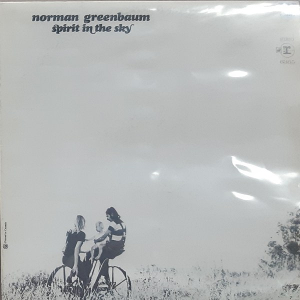 "GREENBAUM, NORMAN - ""Spirit In The Sky"" - Vintage LP"
