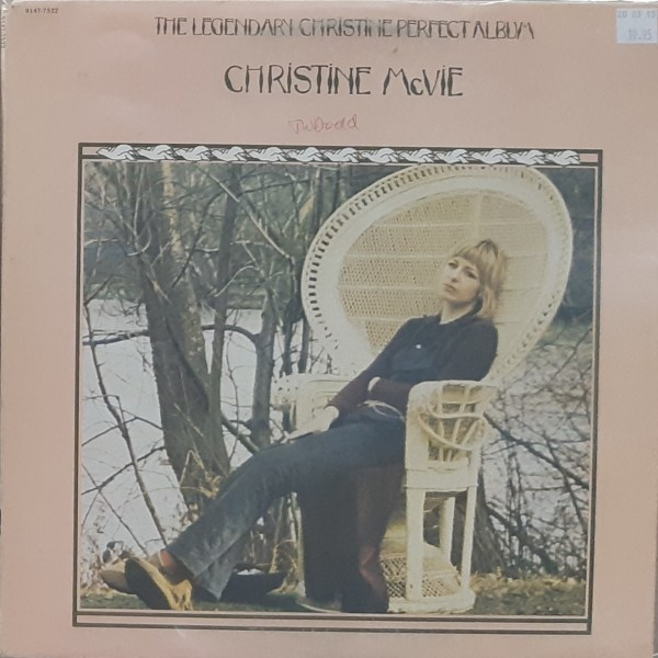 "McVIE, CHRISTINE - ""The Legendary Christine Perfect Album"" - Vintage LP"