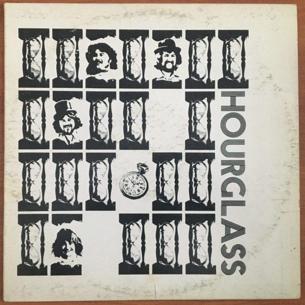 "HOURGLASS – ""Self Titled Debut"" Vintage LP (1972)"
