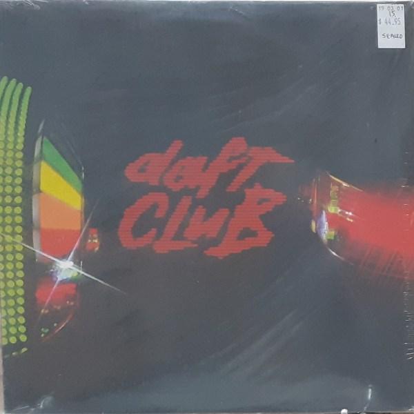 "DAFT PUNK - ""Daft Club"" - New Sealed LP"