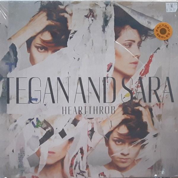 "TEGAN AND SARA - ""Heartthrob"" - New LP SEALED"
