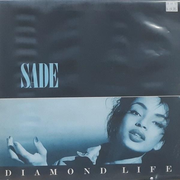 """SADE - """"Diamond Life"""" - Vintage LP"""