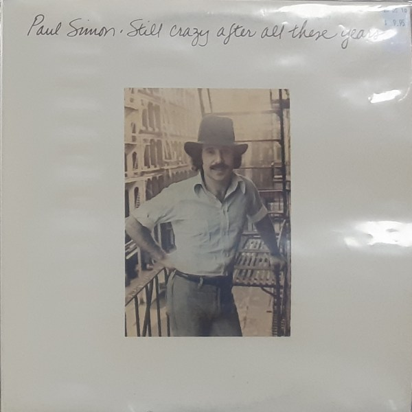 "SIMON, PAUL - ""Still Crazy After All These Years"" - Vintage LP"