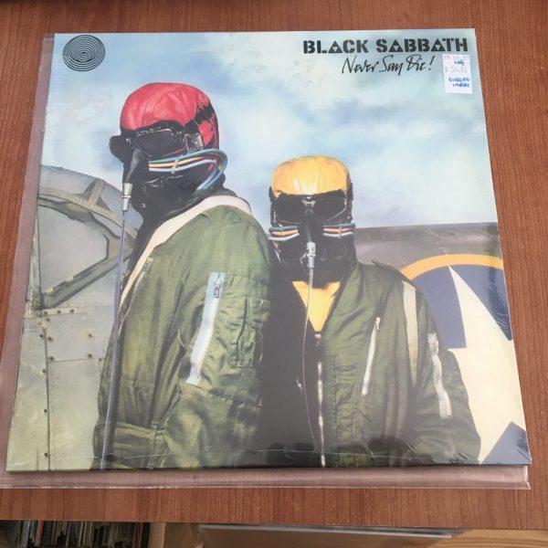 """BLACK SABBATH - """"Never Say Die"""" - New LP Sealed"""