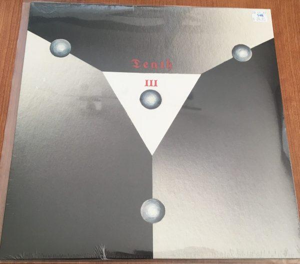"""DEATH - """"III"""" - New LP Sealed"""