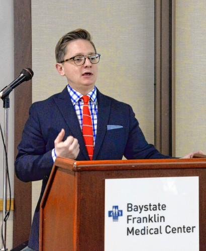 The Recorder  State grant to help Baystate Franklin