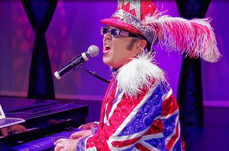 The Recorder  Elton John to play at Summer Sundial