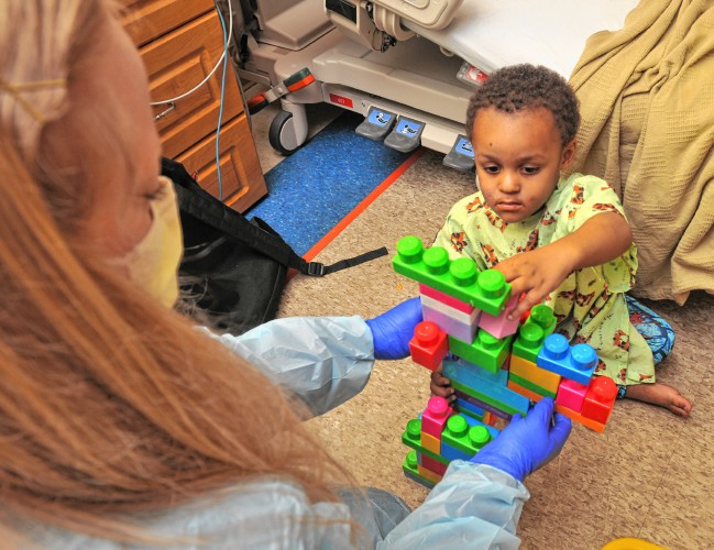 The Recorder  Baystate Childrens Hospital seeks toy