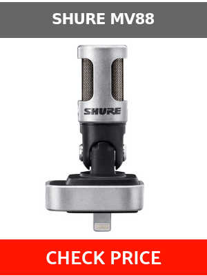 Shure MV88 review