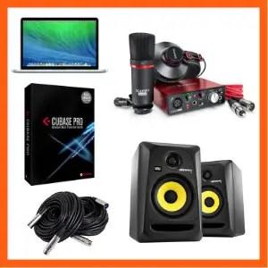 home studio setup essentials