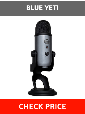 Blue Yeti USB review