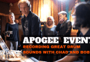 Apogee Studio Event: Recording Great Drum Sounds with Chad and Bob