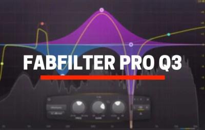 FabFilter Pro Q3 | Amazing Equalizer Plugin With Dynamic Eq, Surround