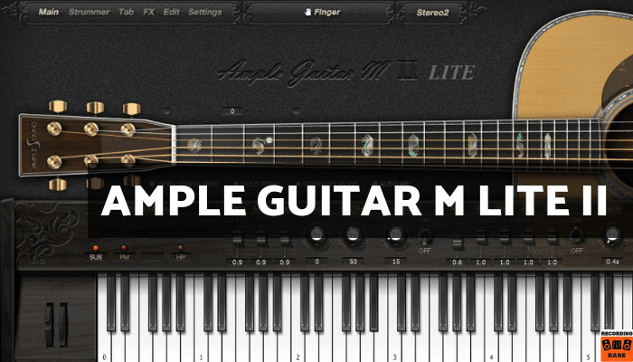 Ample Guitar M Lite II