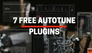 Free Autotune Software Plugins