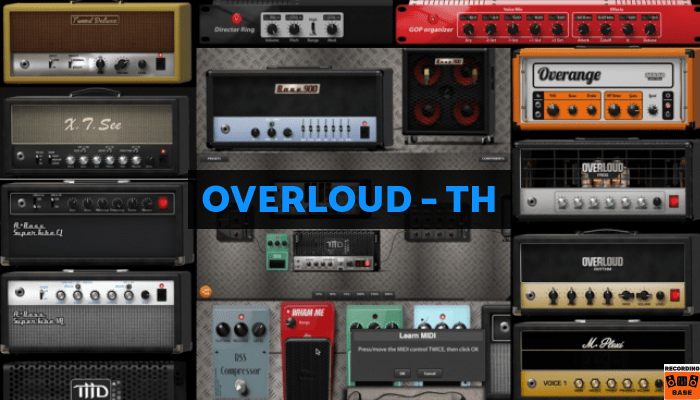 Overloud – TH