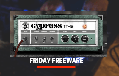 Friday Freeware: Cypress TT-15 By Black Rooster