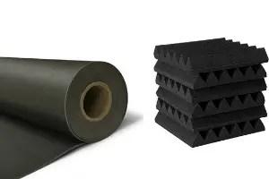soundproofing vs acoustic treatment