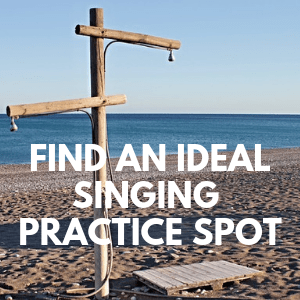 Find an Ideal Singing Practice Spot