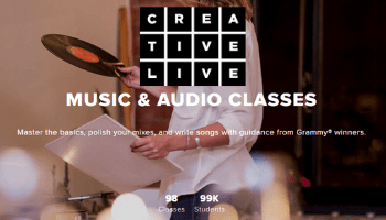 creative live music courses coupon