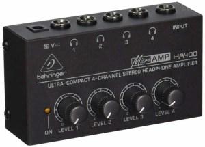headphone amp for recording studio