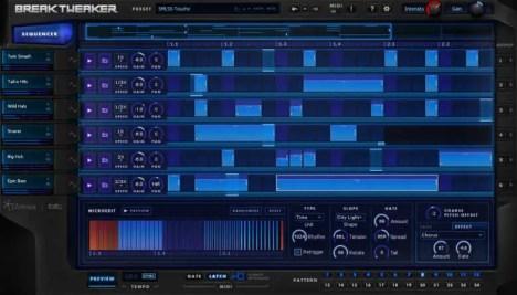 BeatTweaker-drum kit vst plugin