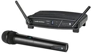 Audio-Technica ATW-1102 wireless microphone system