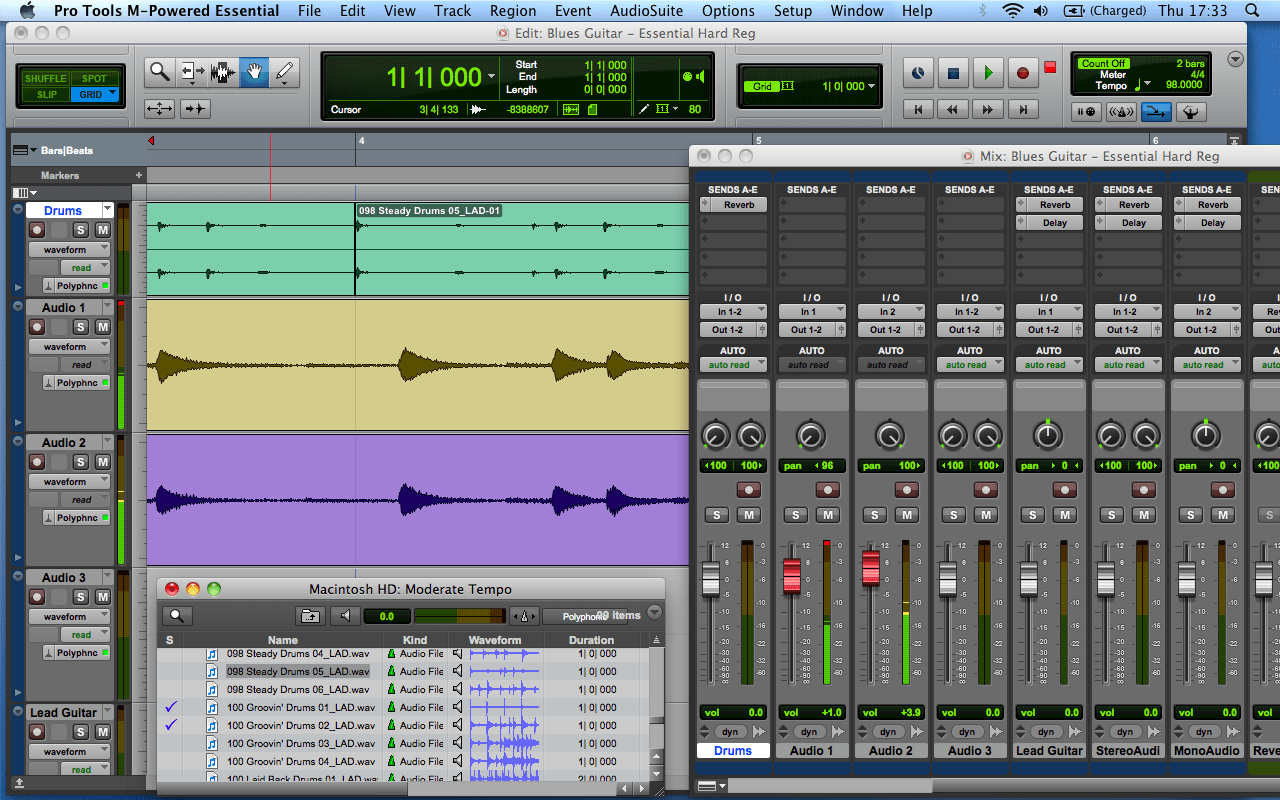 Music Mixing: The Beginner's Guide To Mixing [Part 1