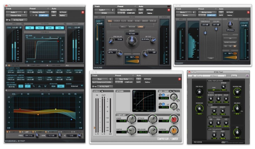Why Mixing With Only Stock Plugins Can Give You A Better Mix