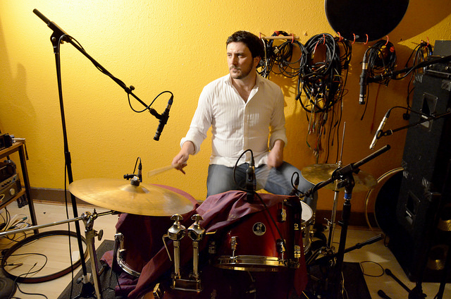 The Battle Of Being Both The Engineer And Musician - Recording Revolution