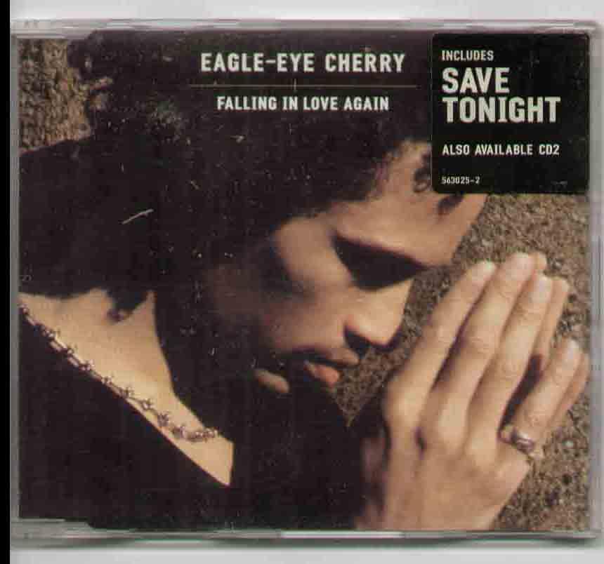 Eagle Eye Cherry Falling Love Again Lyrics