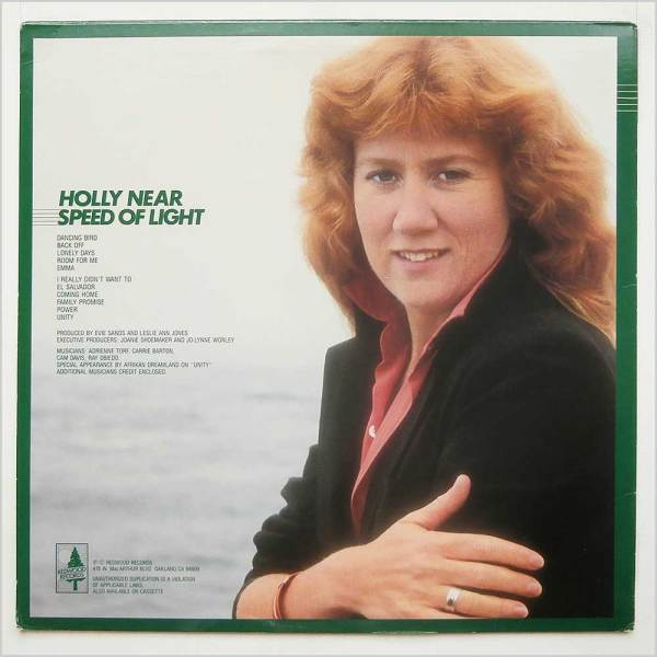 Holly Near Folk and World Music Record LP for sale