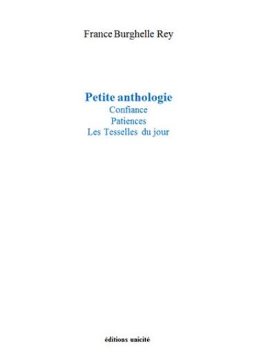 France Burghelle Rey, Petite anthologie
