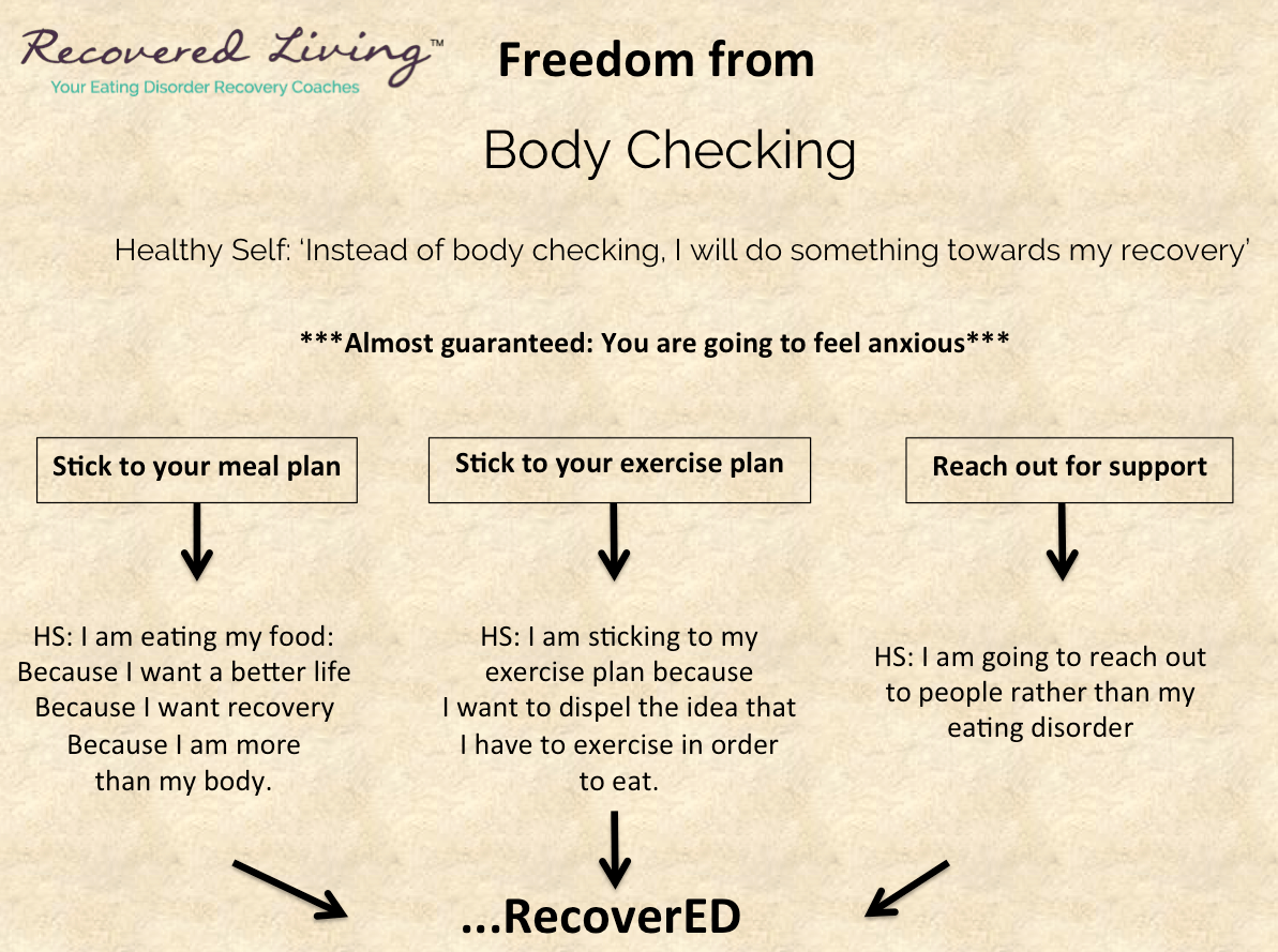 Hot Tips For Saying Goodbye To Body Checking
