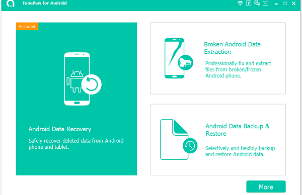 Fonepaw photo recovery software