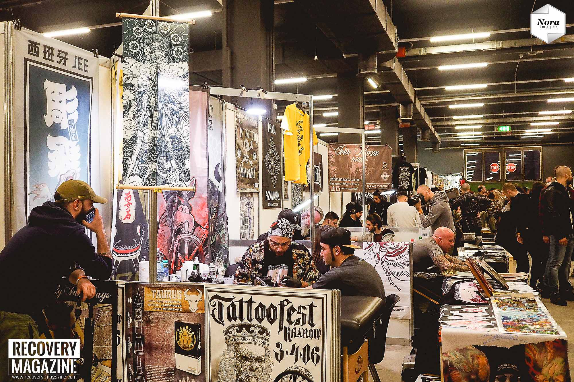 Milano Tattoo Convention nora images