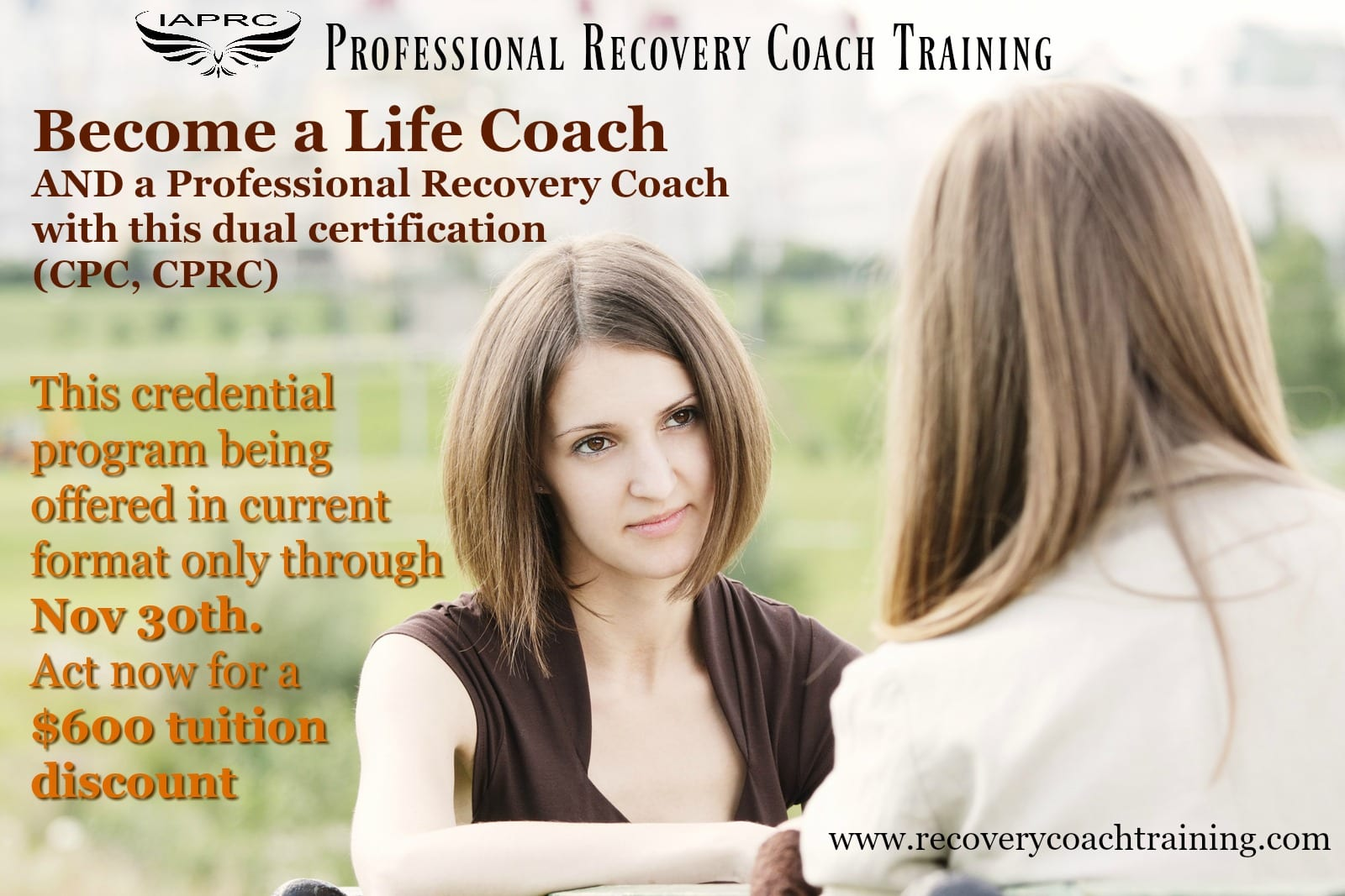 Our Coaching Programs Are Changing Recoverycoachtrainingfl